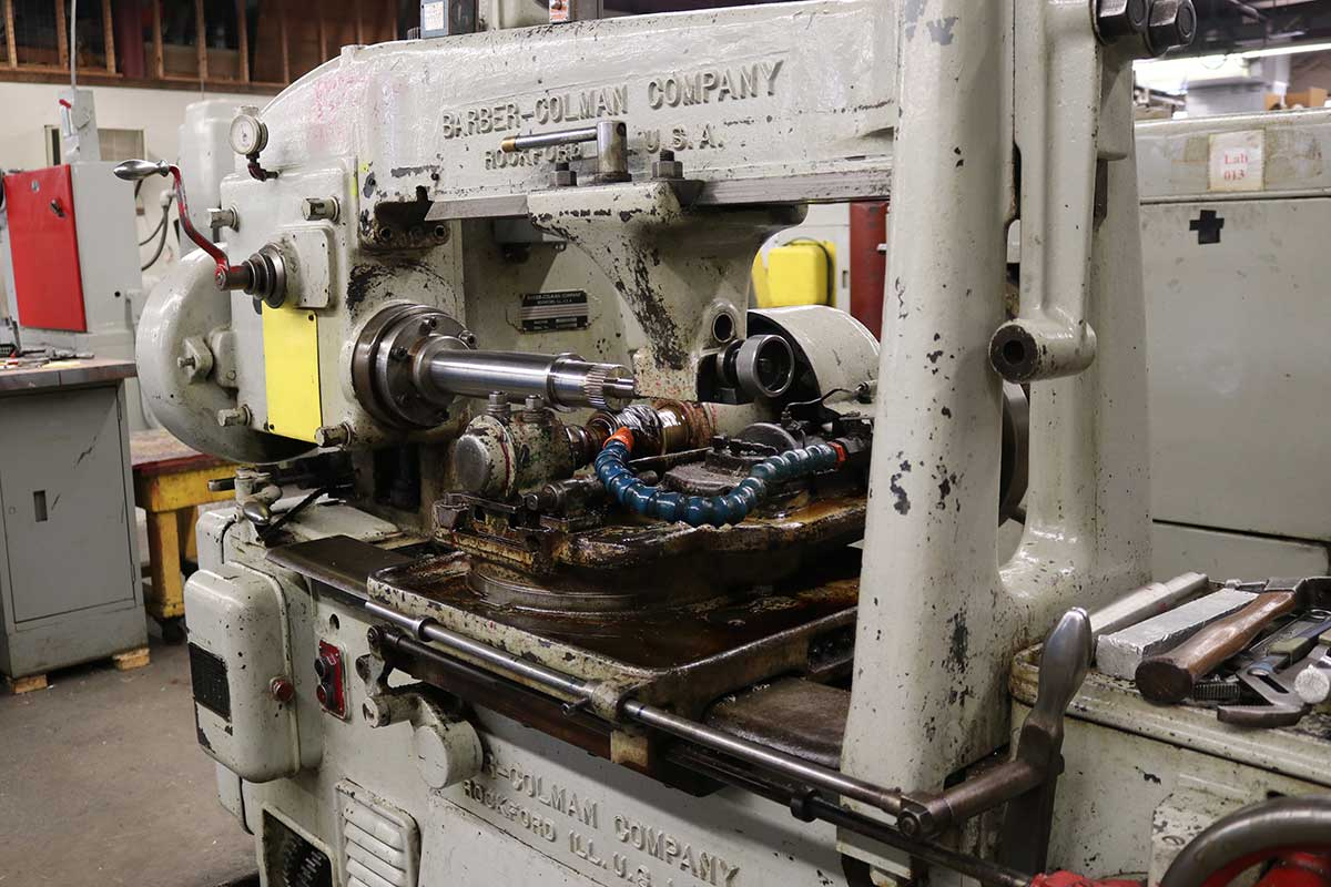 Gear Cutting in Connecticut